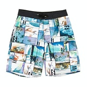Bermudas Boys Billabong Horizon Og 17 5