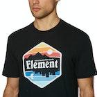 Element Dusk Mens Short Sleeve T-Shirt