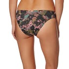 RVCA Camo Floral Medium Bikini Bottoms