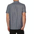 Element Greene Neps Short Sleeve Shirt