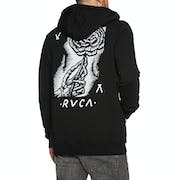 RVCA Womens Day Pullover Hoody