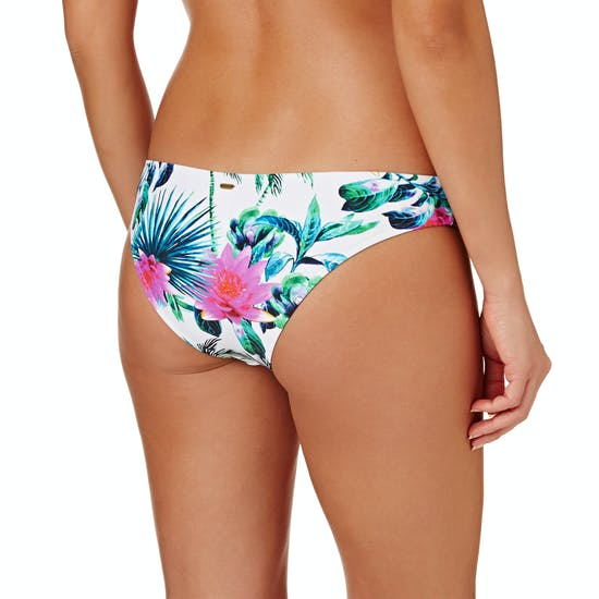 Rip Curl Palms Away Luxe Cheeky Bikini Bottoms
