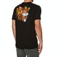 RVCA Cavolo Tiger Short Sleeve T-Shirt