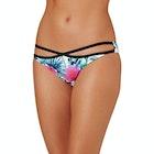 Rip Curl Palms Away Luxe Cheeky Bikini Bottoms