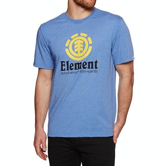 Element Vertical Mens Short Sleeve T-Shirt
