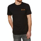 RVCA Cavolo Tiger Short Sleeve T-Shirt