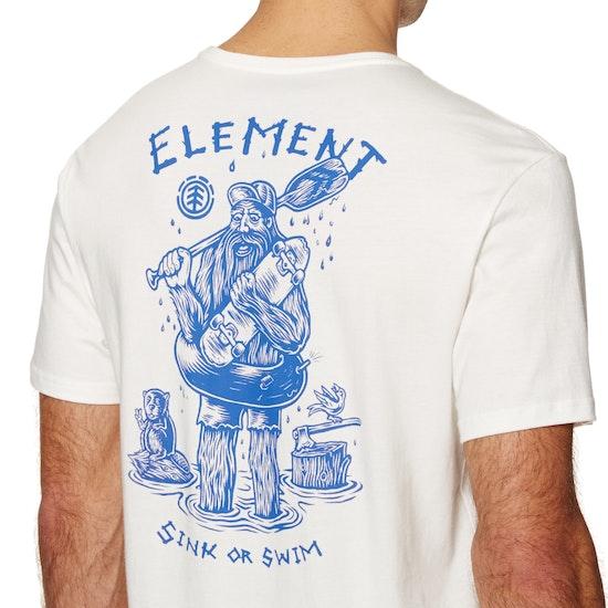 T-Shirt de Manga Curta Element River Keeper
