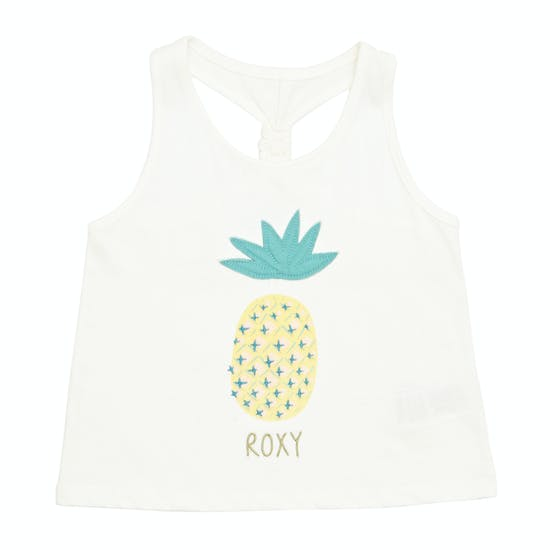 Roxy Wish You Well Pineapple Girls Tank Vest