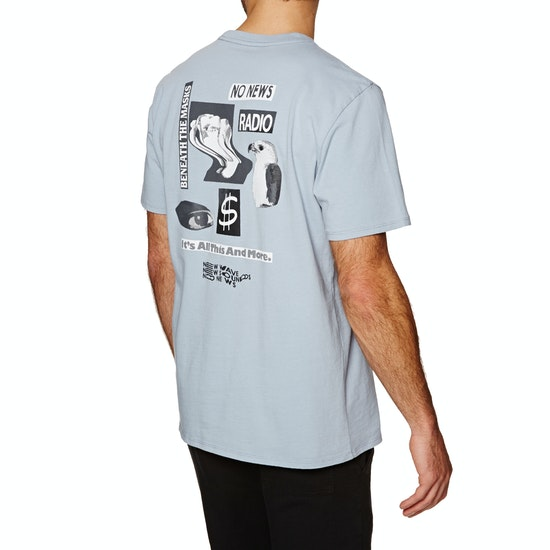 No News Tearaway Short Sleeve T-Shirt