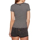 RVCA Motives Ladies Short Sleeve T-Shirt