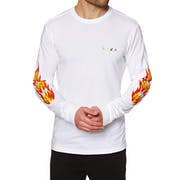 RVCA Firing Pins Long Sleeve T-Shirt