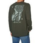 RVCA Womens Day Long Sleeve T-Shirt