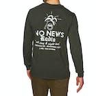 No News World Visions Long Sleeve T-Shirt