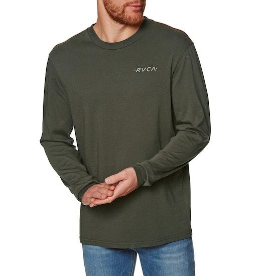 RVCA Womens Day Long Sleeve T-Shirt