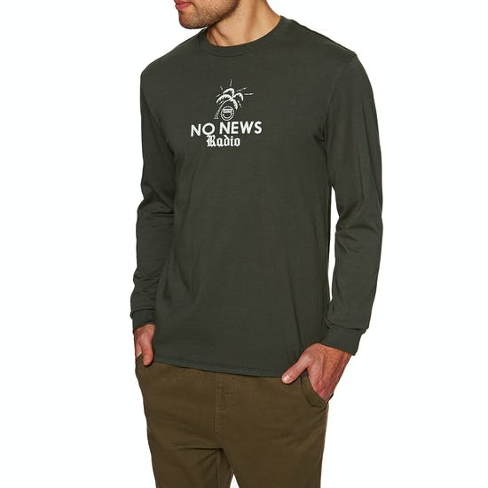 No News World Visions Long Sleeve T-Shirt