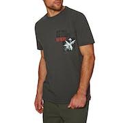 No News Xeroxed Short Sleeve T-Shirt
