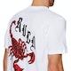 RVCA Scorpio T-Shirt Korte Mouwen