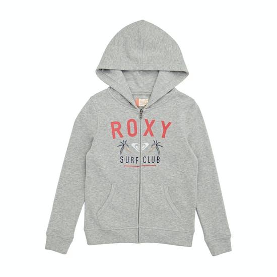 Roxy The Endless Round Mädchen Kapuzenpullover mit Reißverschluss