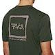 RVCA Scrawl Short Sleeve T-Shirt