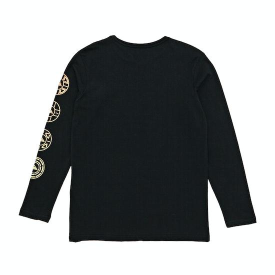 Quiksilver Next Steps Boys Long Sleeve T-Shirt