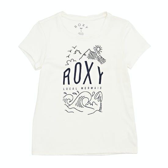 Roxy See You Again Night Surf Girls Short Sleeve T-Shirt