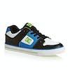 DC Pure Elastic SE Boys Shoes - Blue/black/white