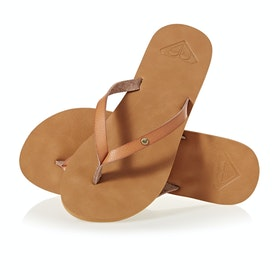 Roxy Jyll II Womens Sandals - Tan