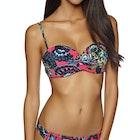 Roxy Salty Roxy Moulded Bandeau Bikini Top