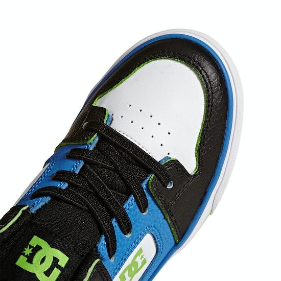 DC Pure Elastic SE Boys Shoes