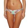 Roxy Aloha Bikini Bottoms - Blue Light Panther Bass Swim
