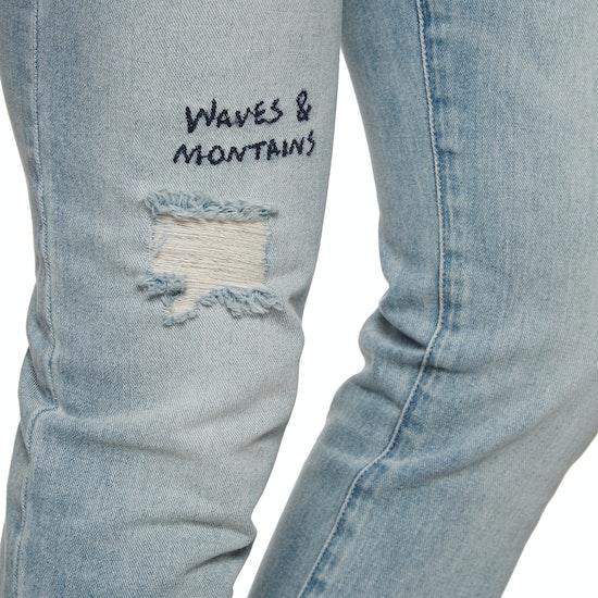 Roxy Rocksound Womens Jeans
