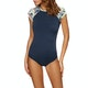 Roxy Pop Surf Womens Swimsuit