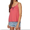 Roxy Tropical Bliss Womens トップス - Rouge Red
