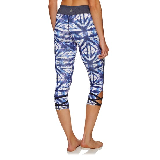 Roxy Natural Twist Ladies Leggings