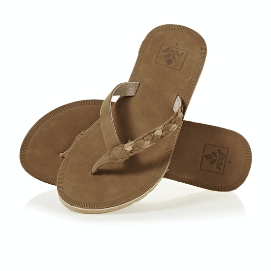 Reef Voyage Sunset Womens Flip Flops