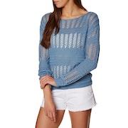 Roxy Blushseaview Womens Sweater