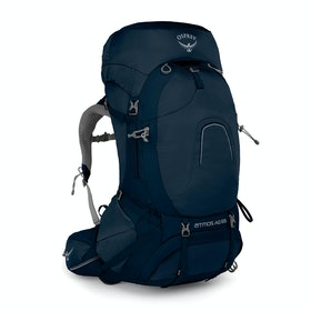 Osprey Atmos Ag 65 Hiking Backpack - Unity Blue