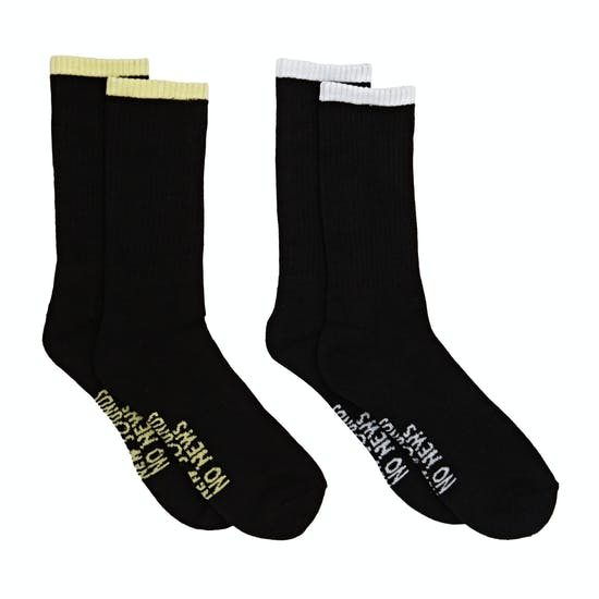 No News Basic Socks