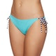 Roxy Essentials Scooter Bikini Bottoms