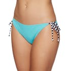 Roxy Essentials Scooter Bikini Bottoms