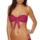 Pieza superior de bikini Roxy Surf Bandeau