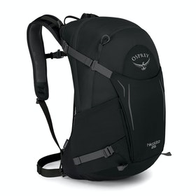 Osprey Hikelite 26 Hiking Backpack - Black