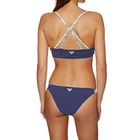 Roxy Softly Love Reversible Athletic Tri Bikini Top