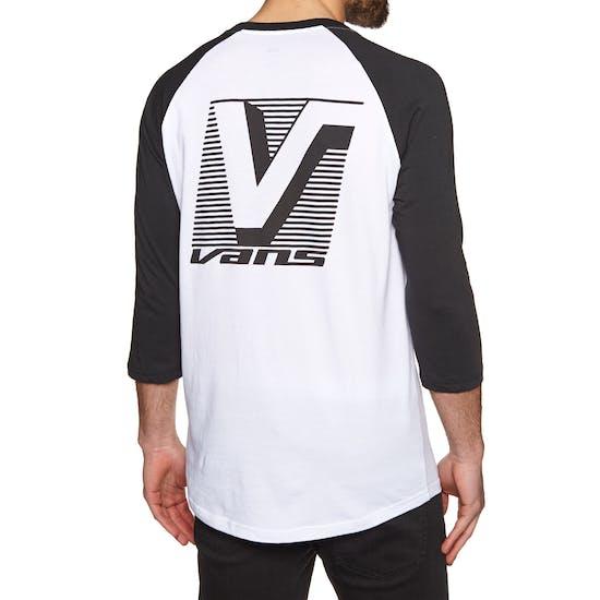 T-Shirt à Manche Longue Vans Grand Raglan