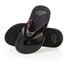 Reef Fanning Womens Sandals - Black Grey
