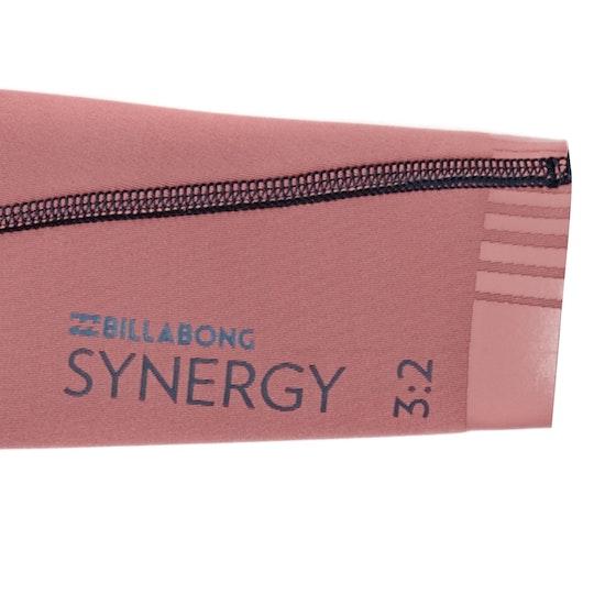 Billabong Girls Synergy 3/2mm 2018 Back Zip Mädchen Neoprenanzug