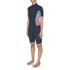 Billabong Synergy 2mm Chest Zip Shorty Ladies Wetsuit