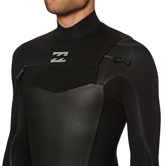 Combinaison de Surf Billabong Absolute X 4/3mm 2018 Chest Zip