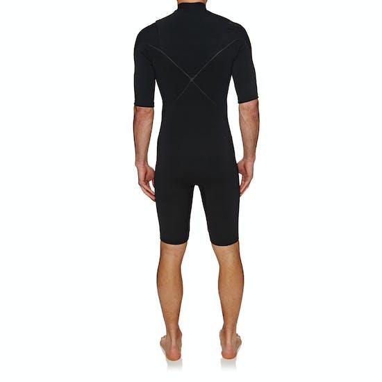 Combinaison de Surf Billabong Pro 2mm 2018 Chest Zip Shorty