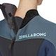 Billabong Synergy 4/3mm 2018 Back Zip Neoprenanzug